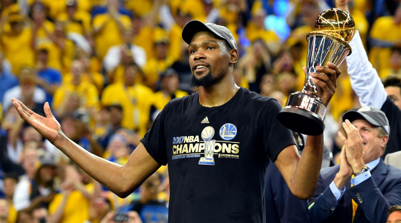 73c77127318 Grades  Kevin Durant Takes Discount Deal With Warriors