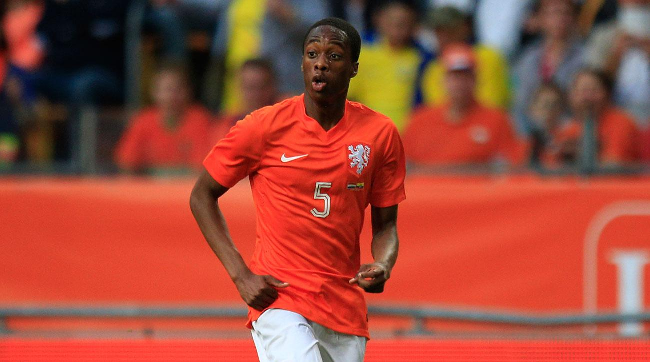 Monaco confirm signing of defender Terence Kongolo from Feyenoord