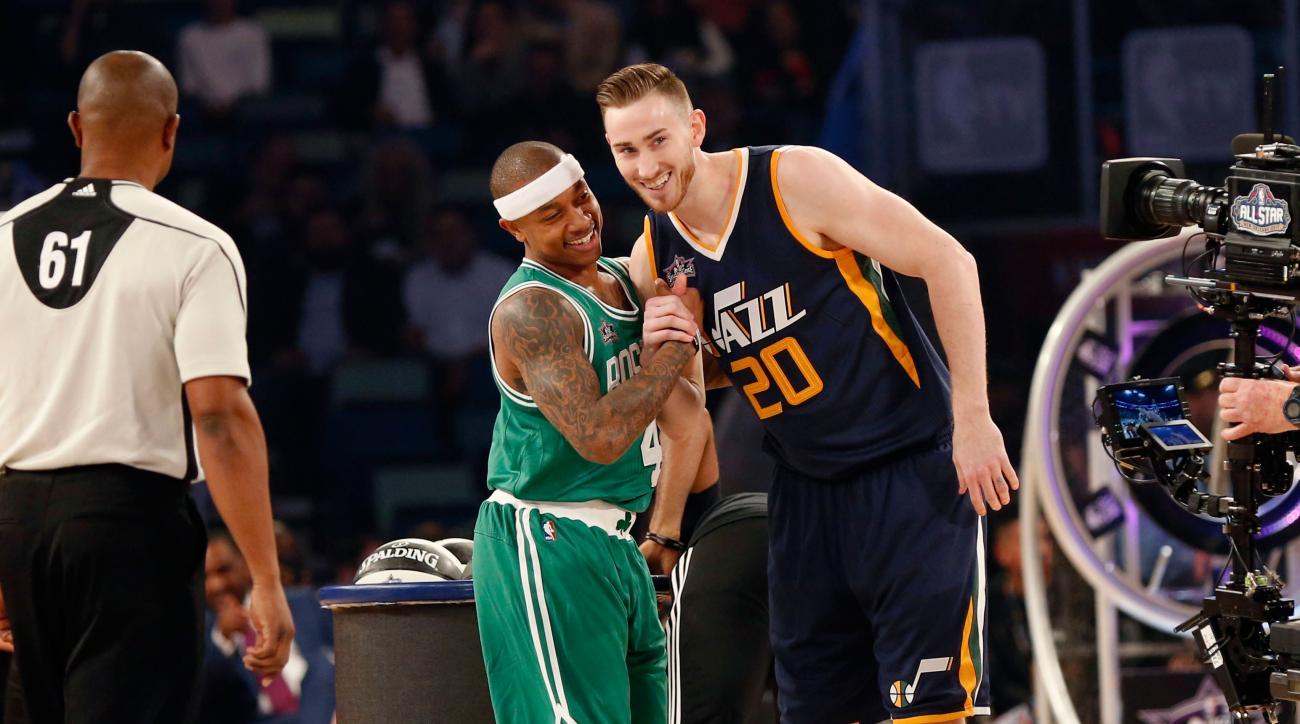 Why Utah Jazz May Now Be Favorites in Gordon Hayward Sweepstakes