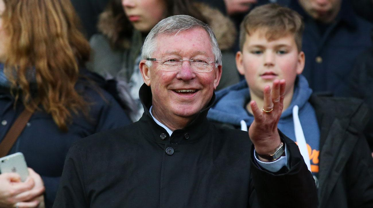 Sir Alex Ferguson takes swipe at Mino Raiola over Paul Pogba