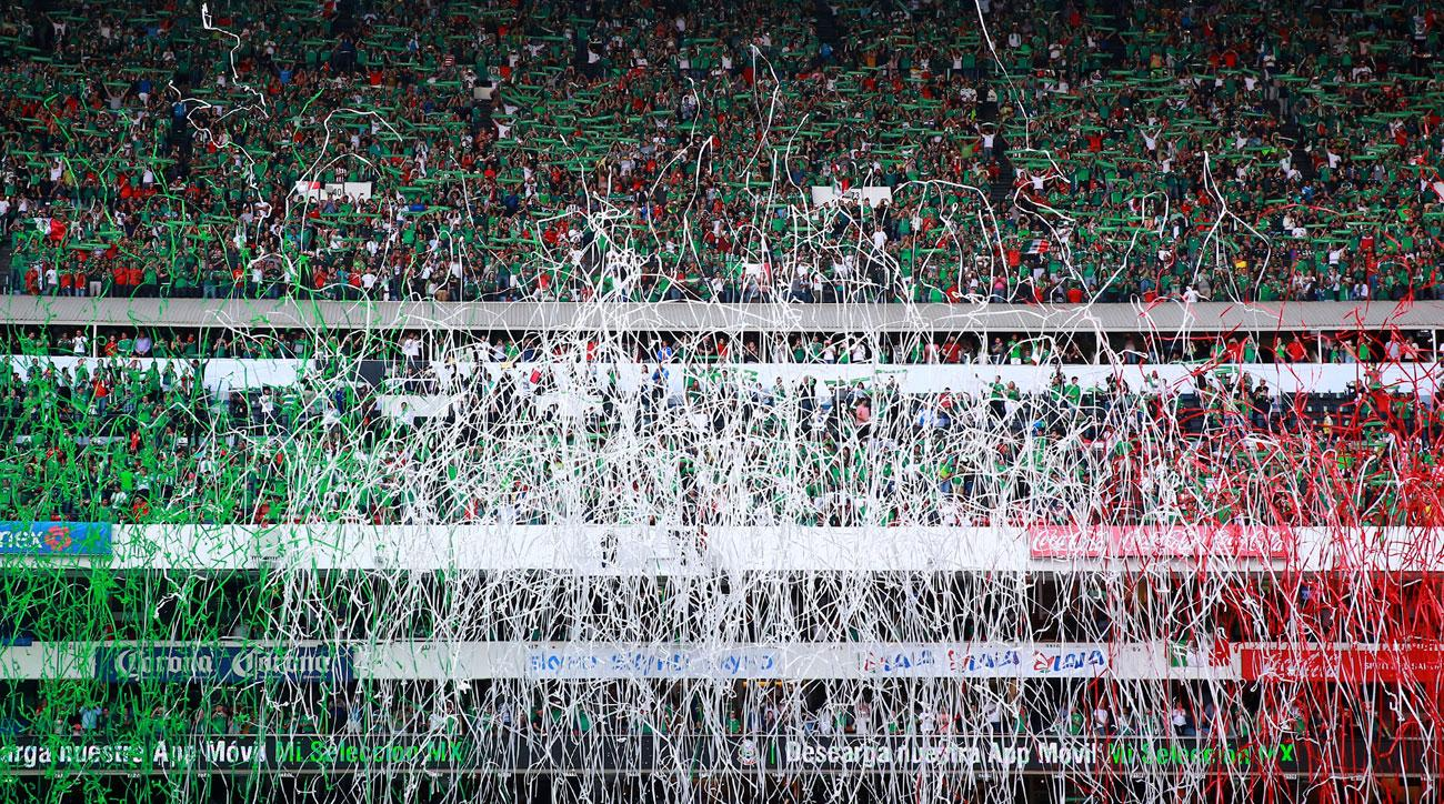 CONCACAF is out to end Mexico's fan chant, which many believe to be homophobic and offensive