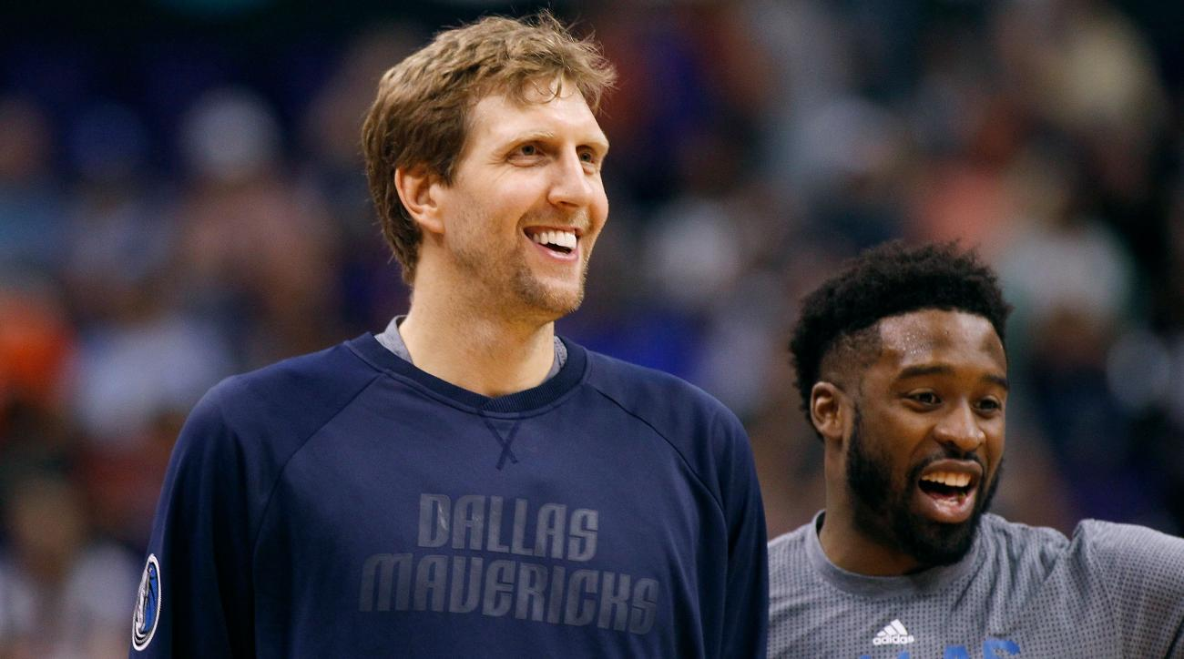 Mavs Finalizing Two-Year Agreement With Dirk