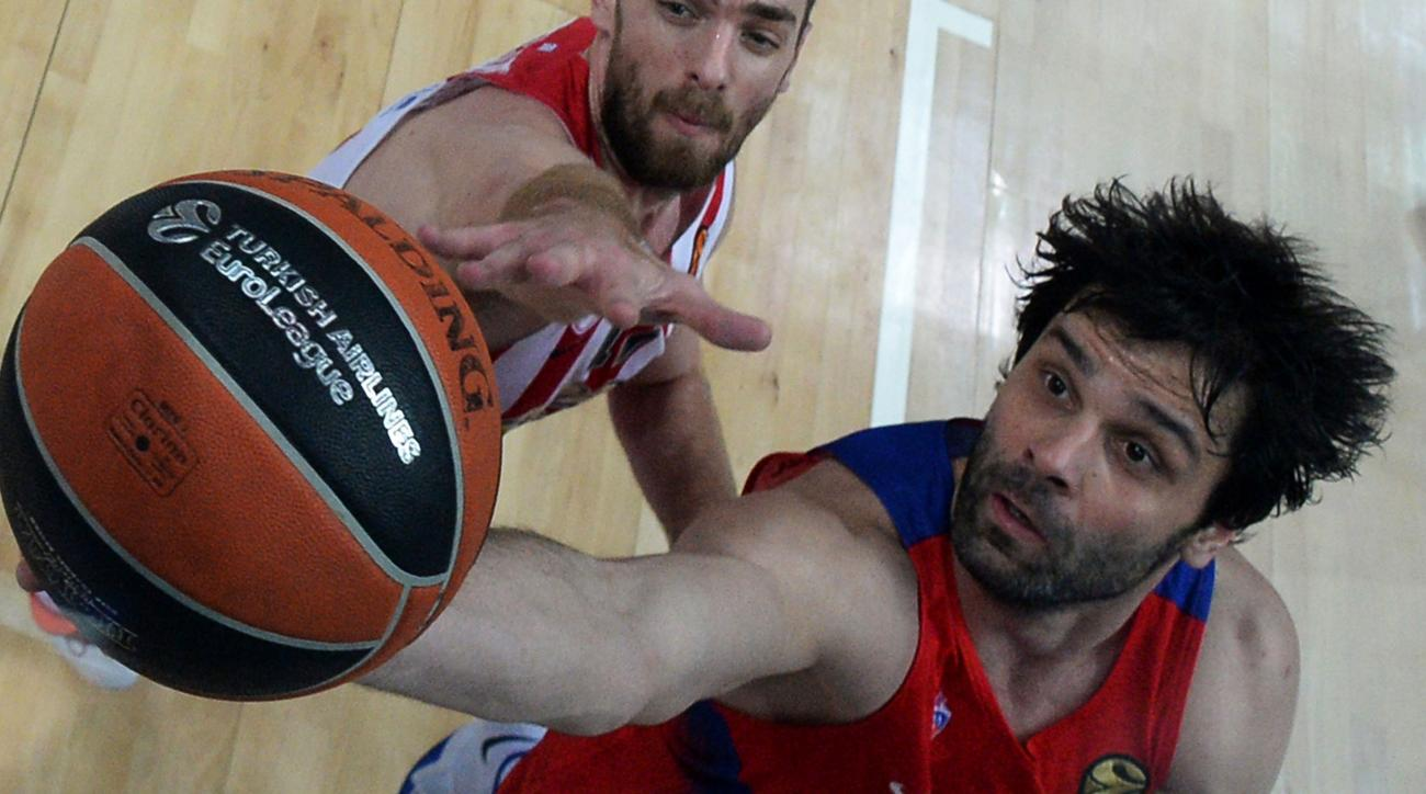 Clippers sign Serbian PG Milos Teodosic, the most exciting playmaker in Euroleague