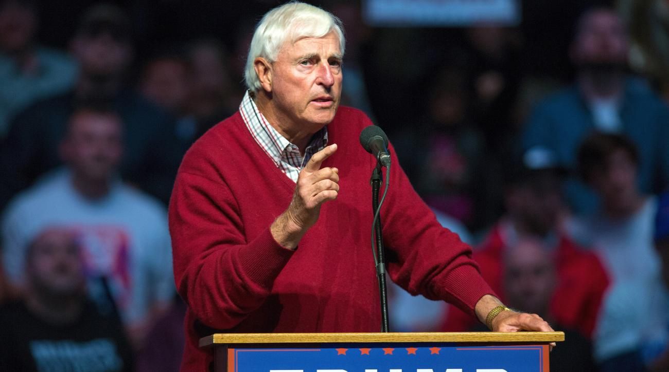 Bob Knight accused of groping women at spy agency
