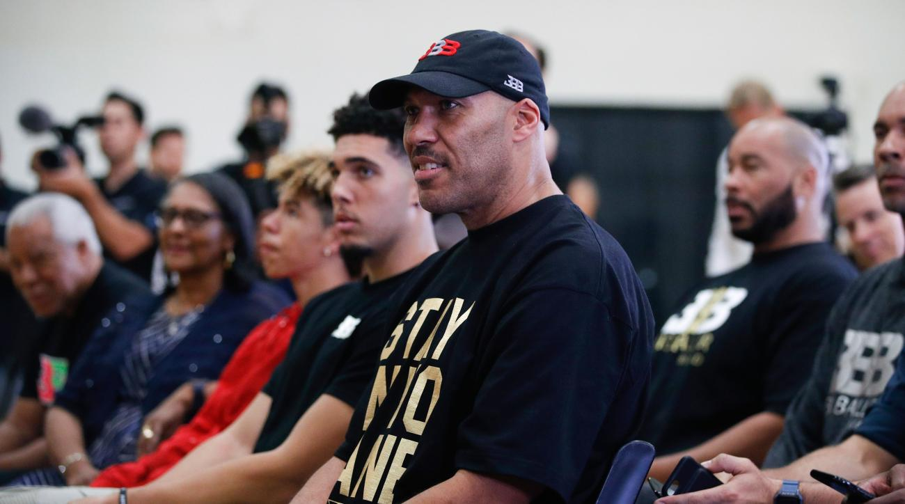 LaVar Ball: Joel Embiid is 'not intelligent at all,' prone to injury
