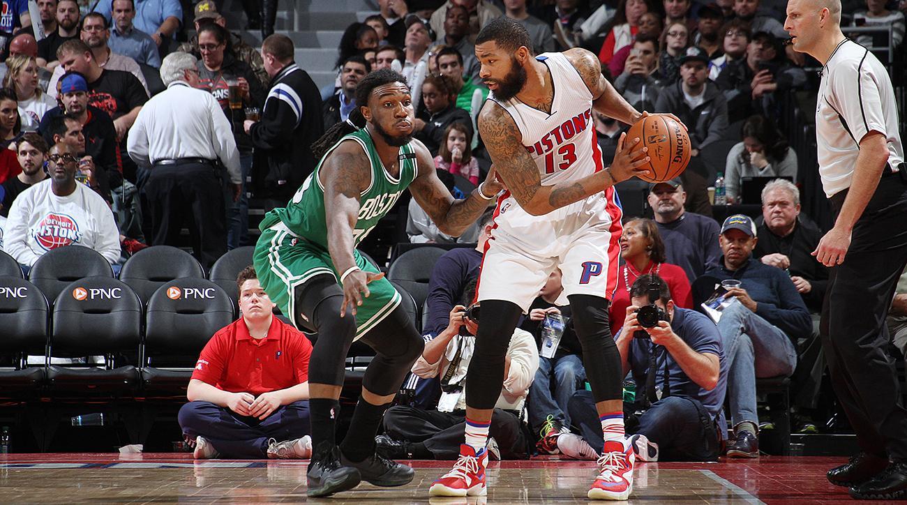 Celtics Deal Avery Bradley to Pistons, Clear Way for Gordon Hayward