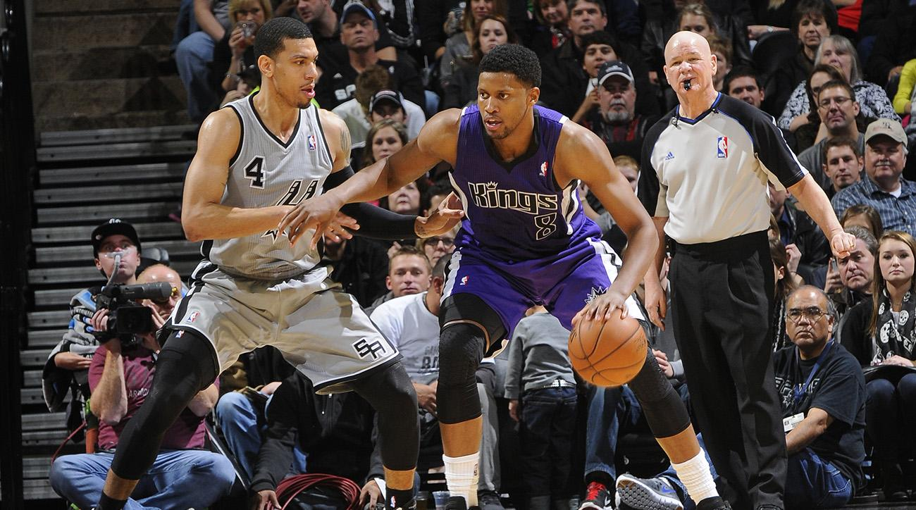 Kings Free Agent Forward Agrees to Terms With Spurs
