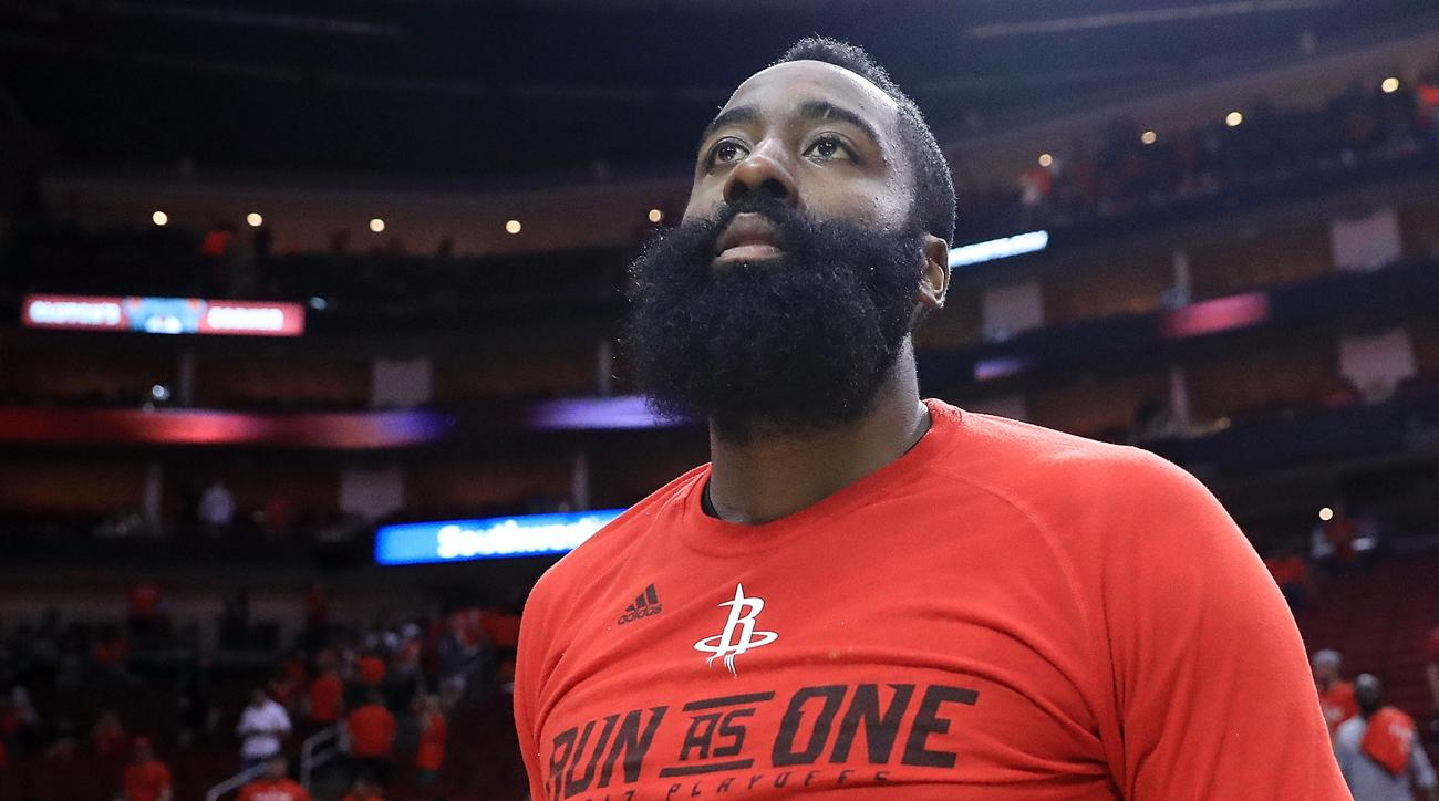 James Harden tops Stephen Curry with a $228 million contract