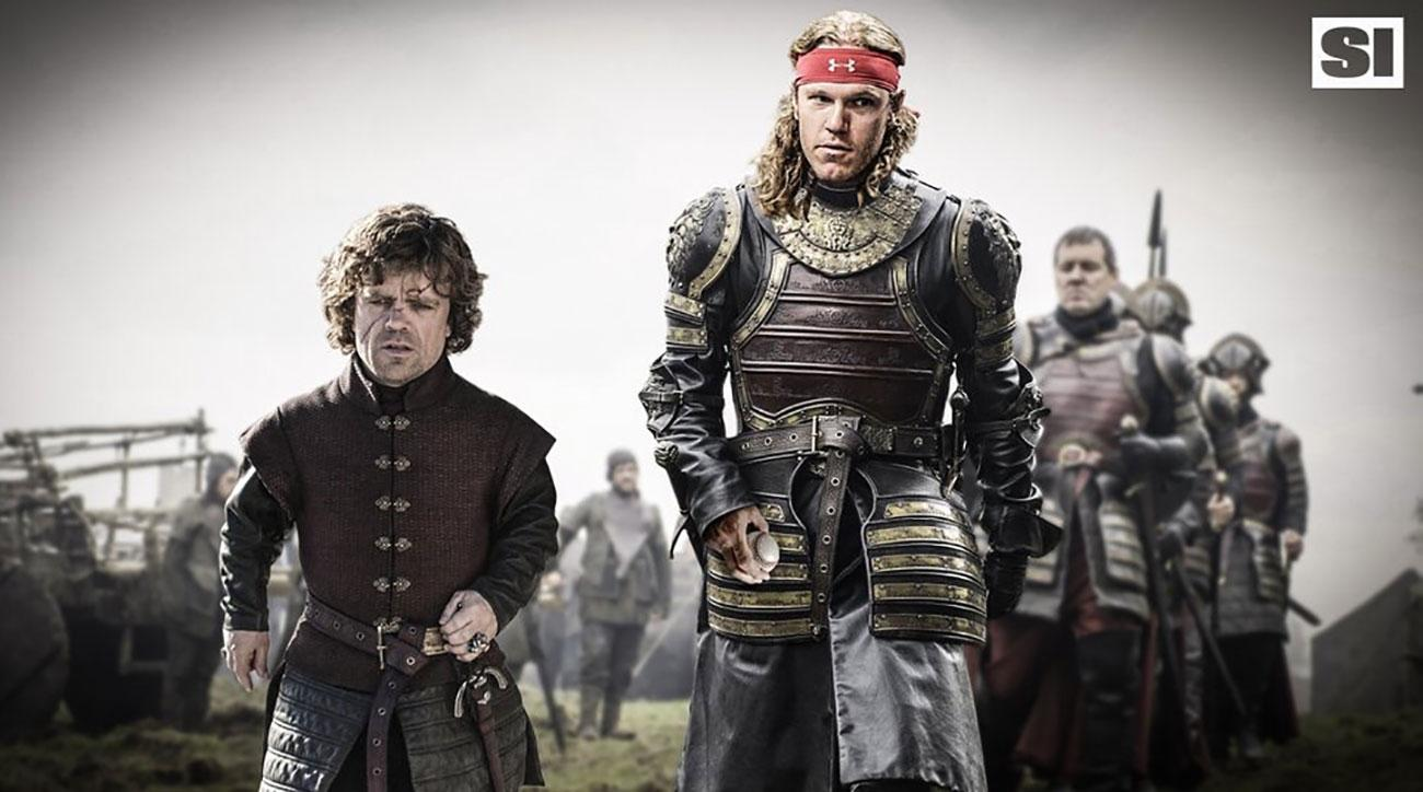 Watch Syndergaard's epic 'Game of Thrones' cameo