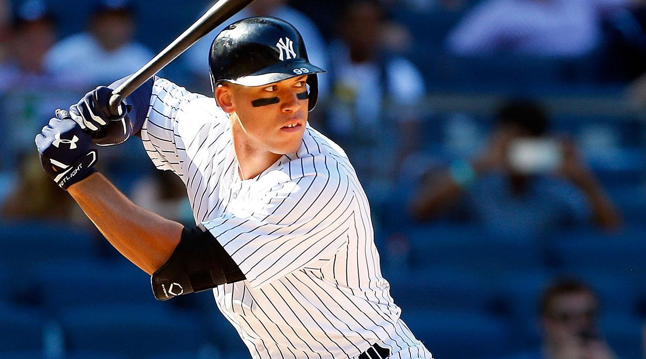 Aaron Judge, New York Yankees