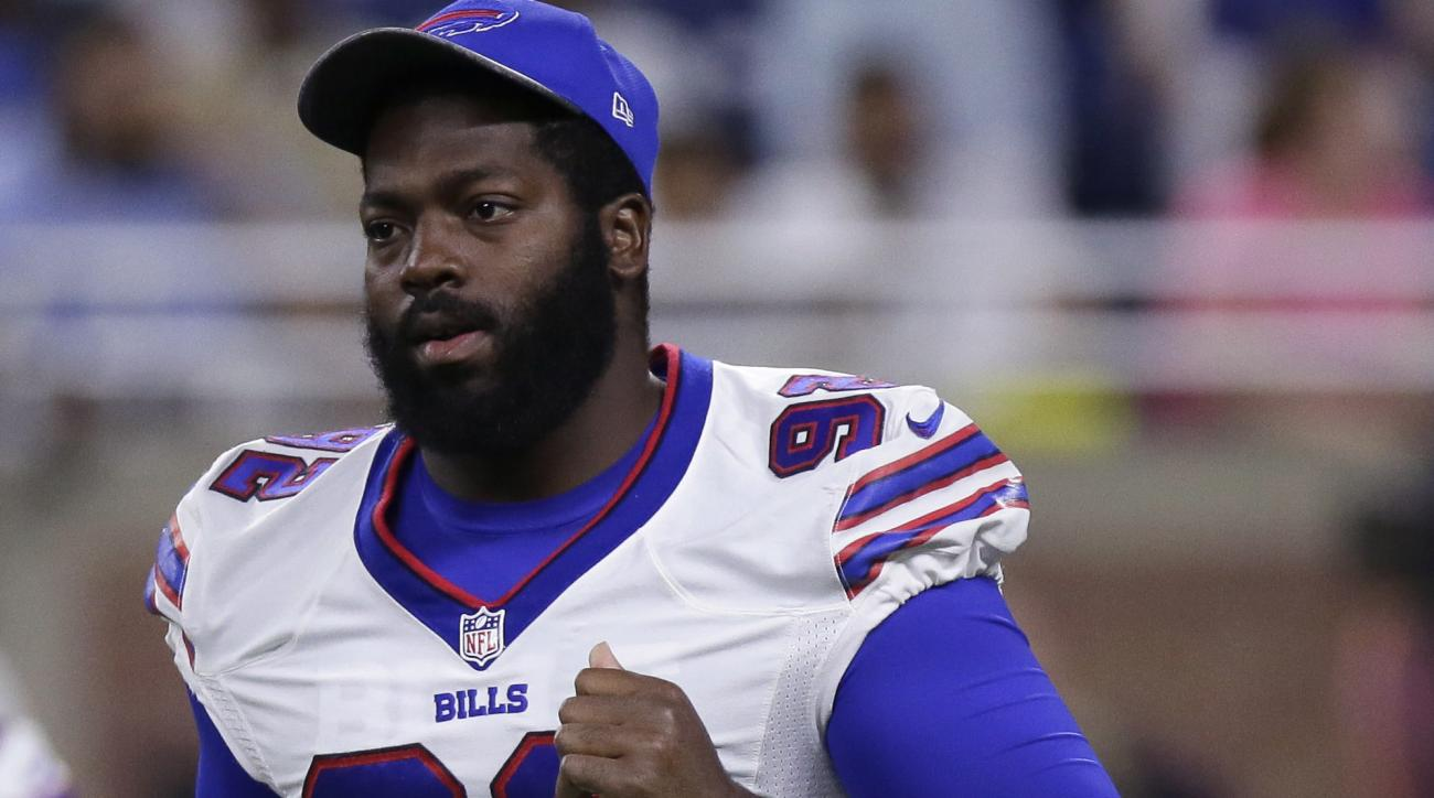 Bills DL Adolphus Washington arrested on weapons charge