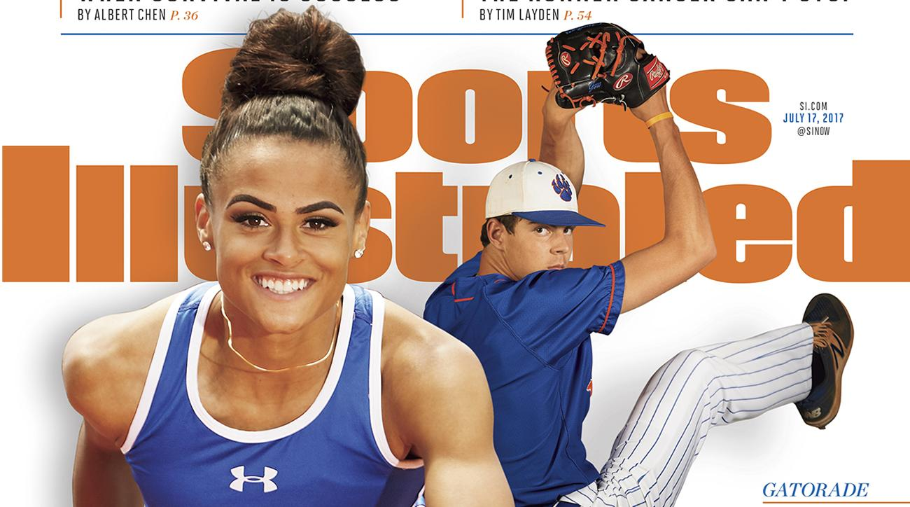 Gore featured on cover of Sports Illustrated