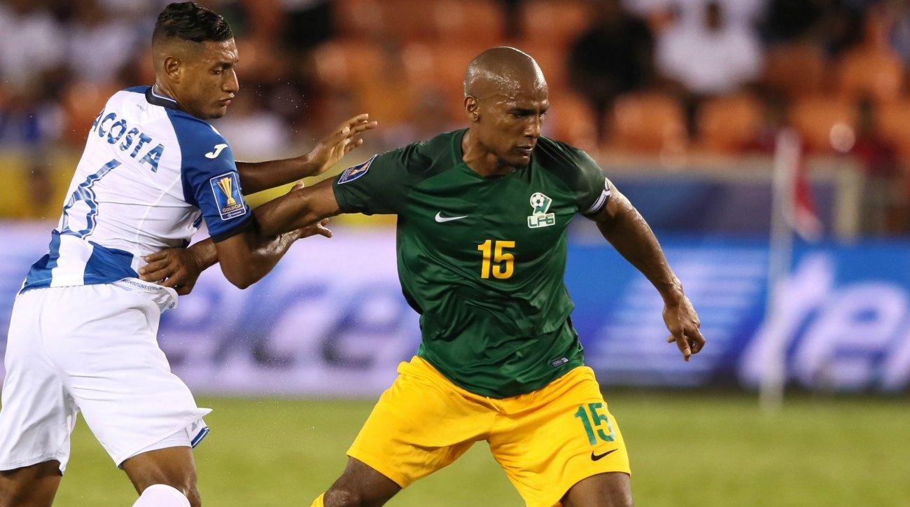 French Guiana facing sanctions over Florent Malouda selection