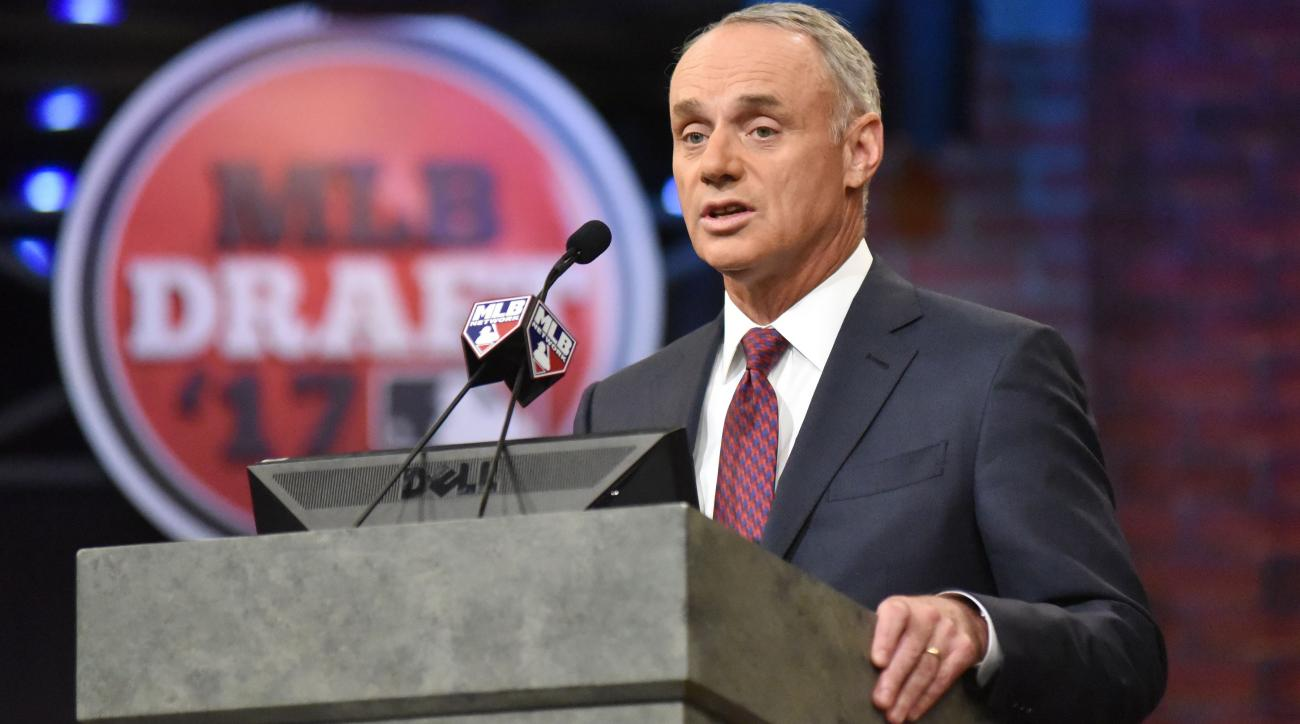 Commissioner Rob Manfred Eyeing MLB Expansion To New Cities