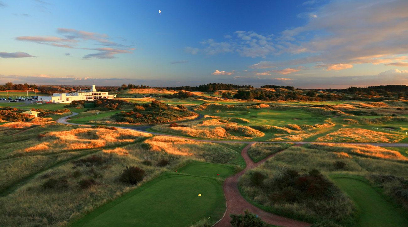 Royal Birkdale Golf Club.