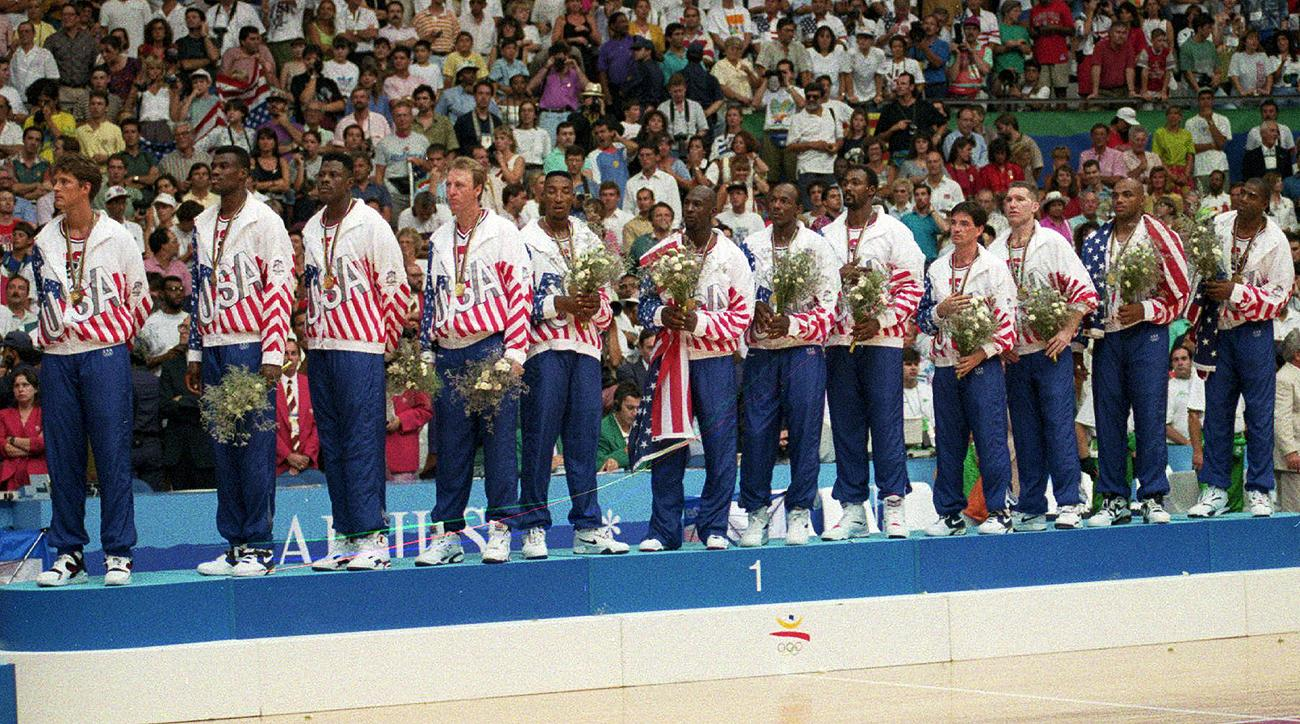 b721ef1c6955 Olympics  1992 USA Dream Team games to be aired in full