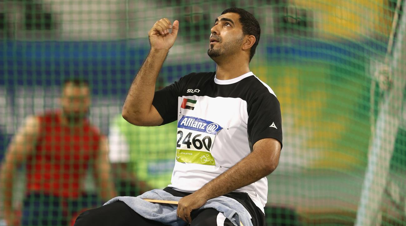 Paralympic athlete dies in World Championships 'training incident'