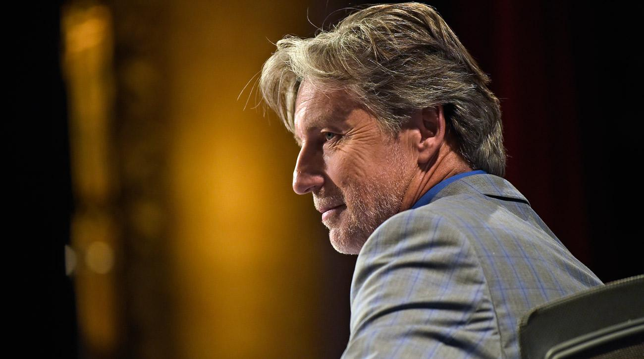 Brandel Chamblee is a analyst for Golf Channel and a former PGA Tour pro.