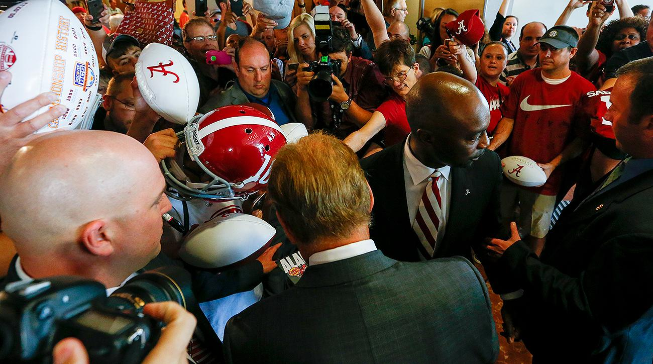 SEC Media Days Kickoff With Steve Spurrier Intro
