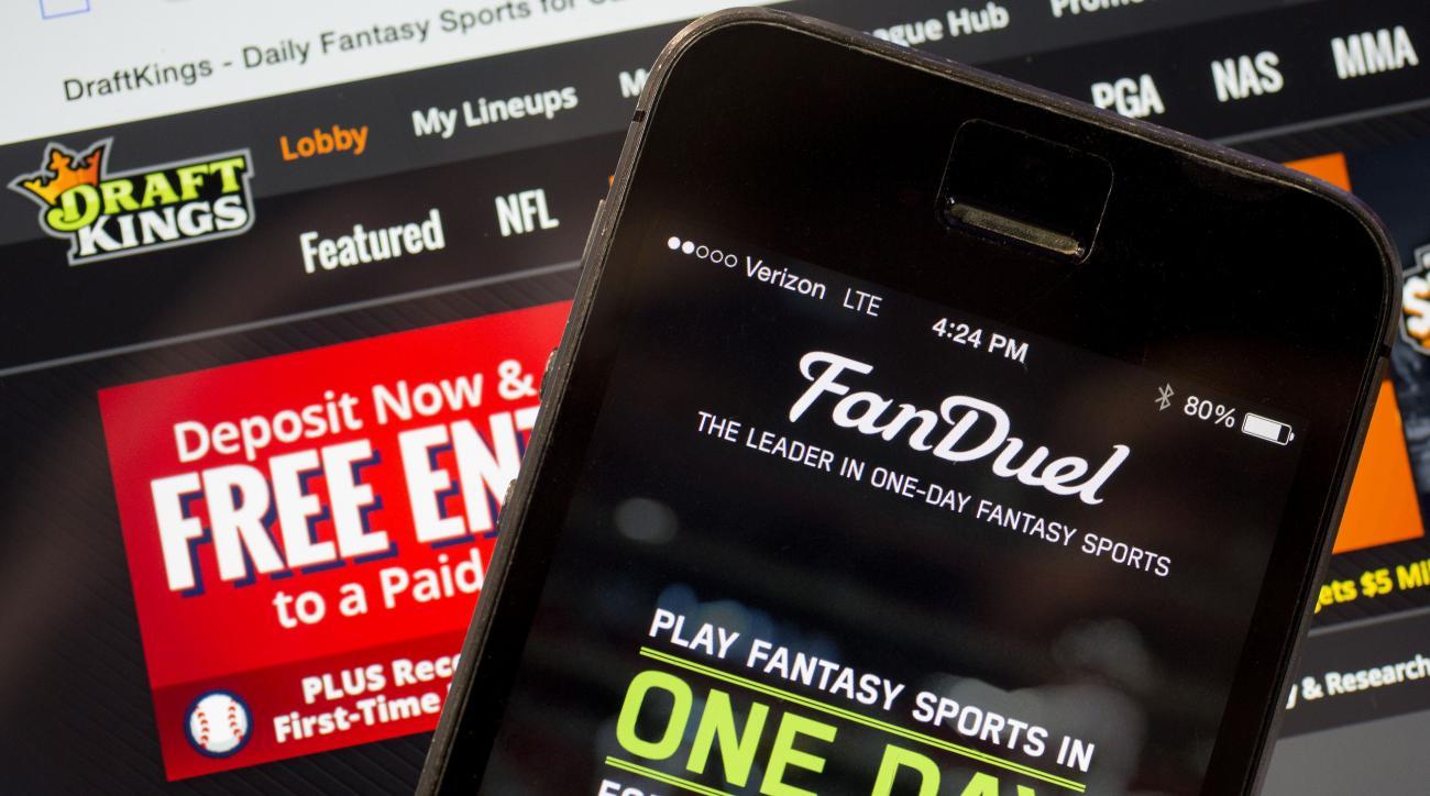 DraftKings-FanDuel merger off after antitrust lawsuit