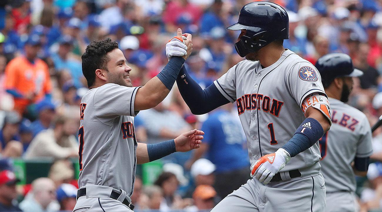 Houston Astros midseason grades