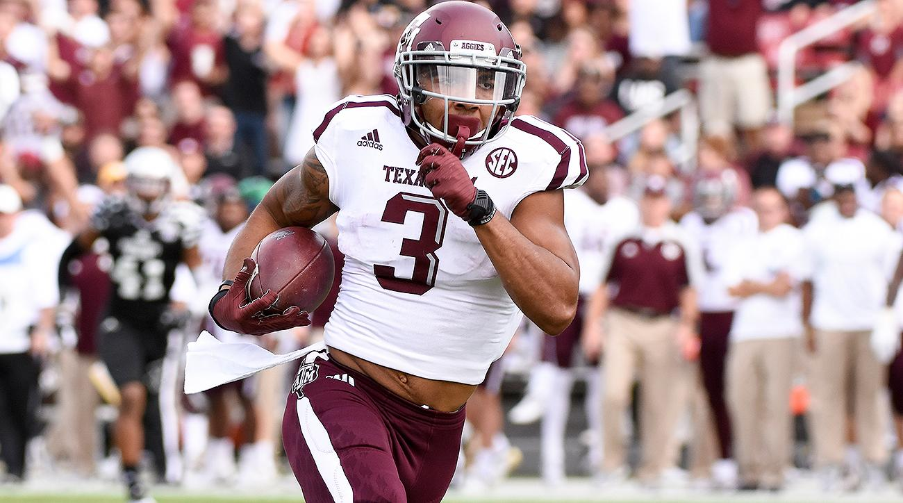 Christian Kirk: Texas A&M receiver's hard work, NFL talent pay off