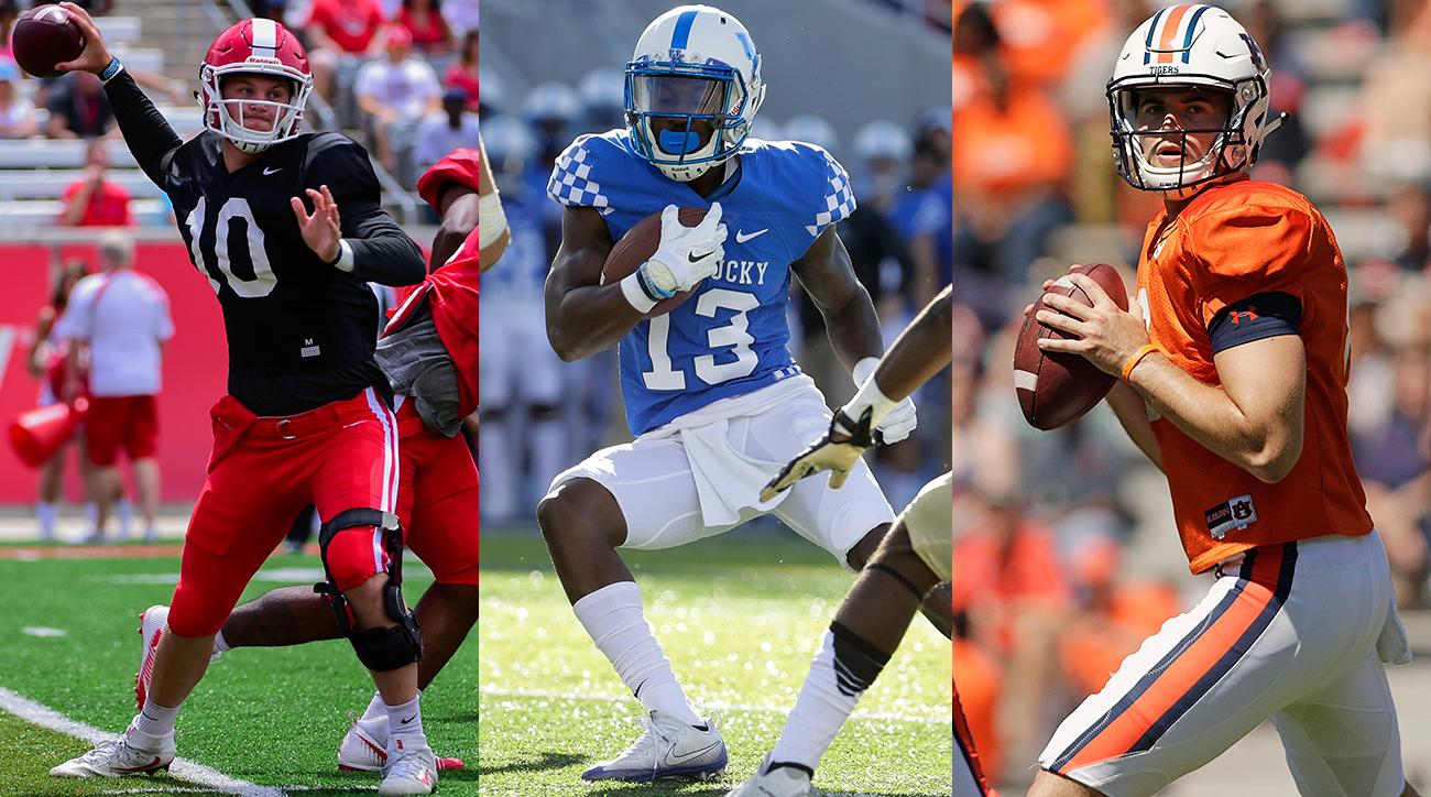 College football transfers: Malik Zaire, Jarrett Stidham, Kyle Allen and more