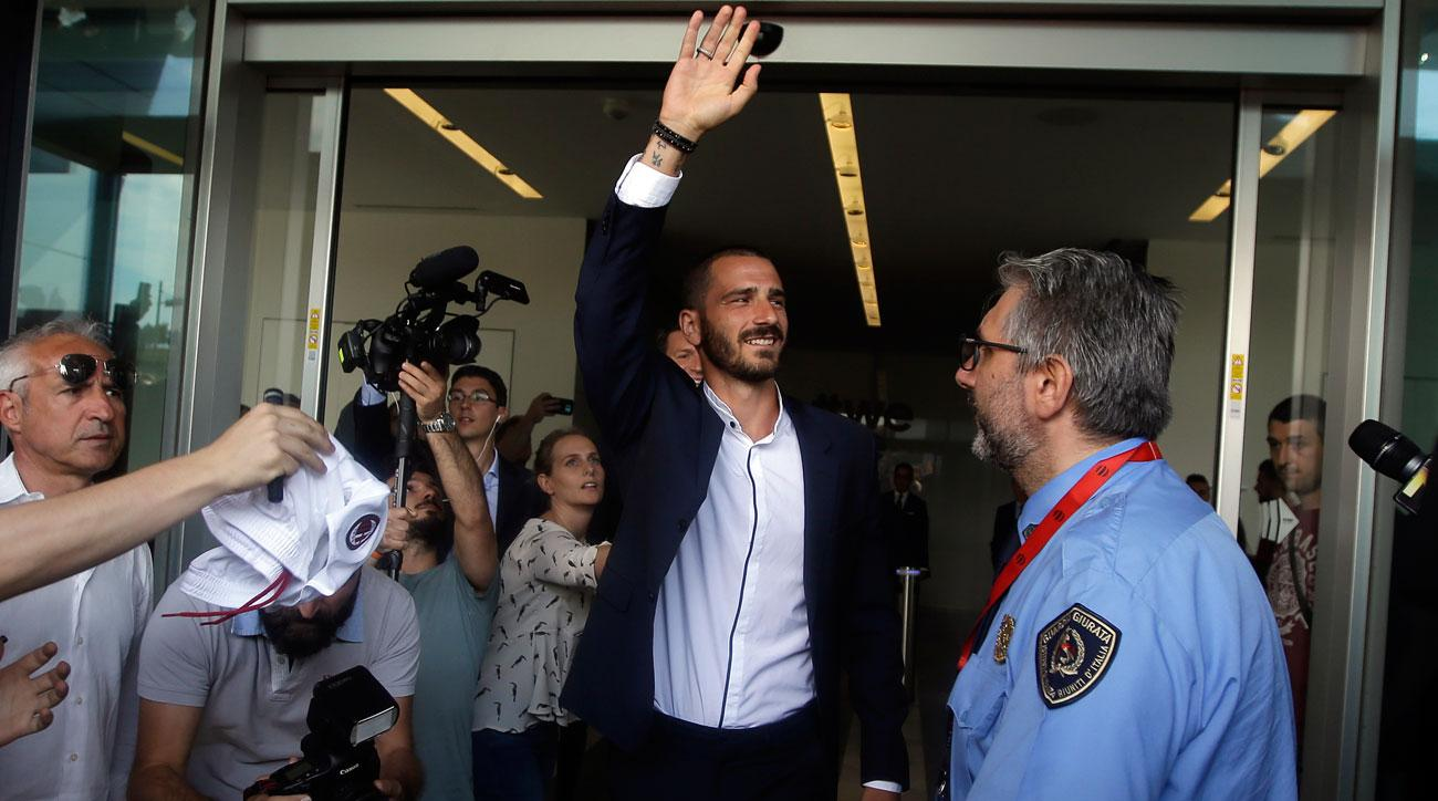 AC Milan is set to sign Leonardo Bonucci from Juventus