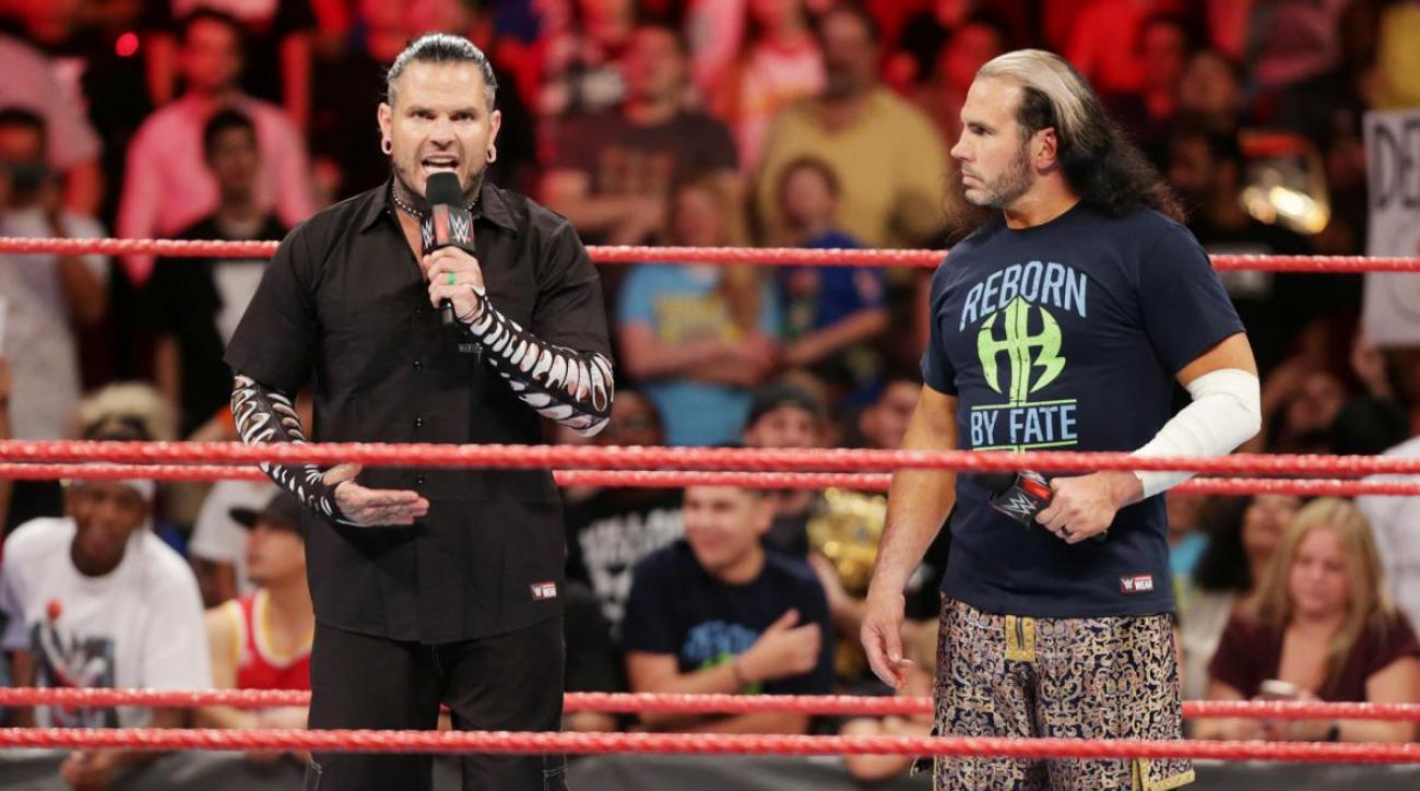 Matt, Jeff Hardy's Broken gimmick: Inside the battle between Impact and WWE