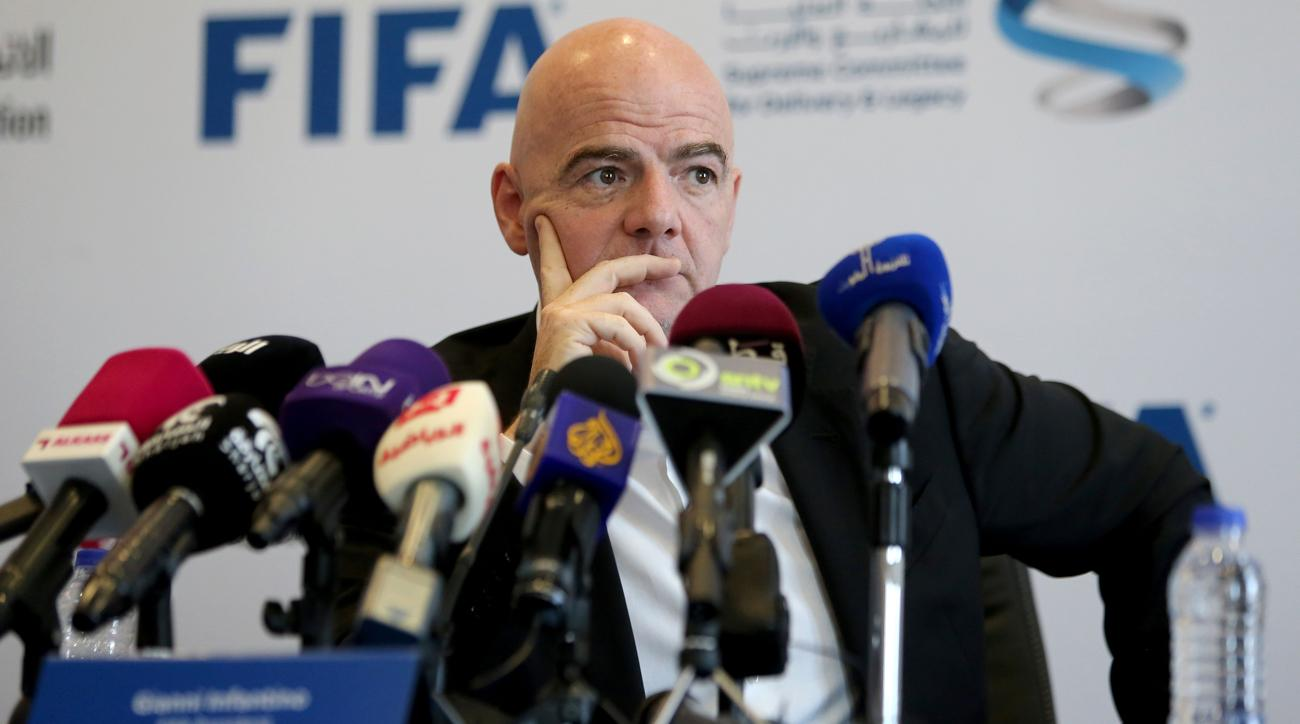fifa boycott qatar 2022