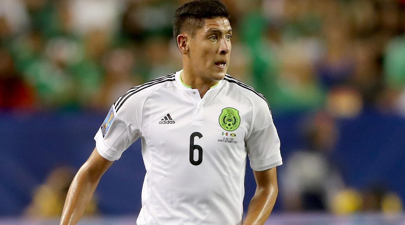 FOLLOW LIVE: Mexico, Jamaica decide top spot in Gold Cup group