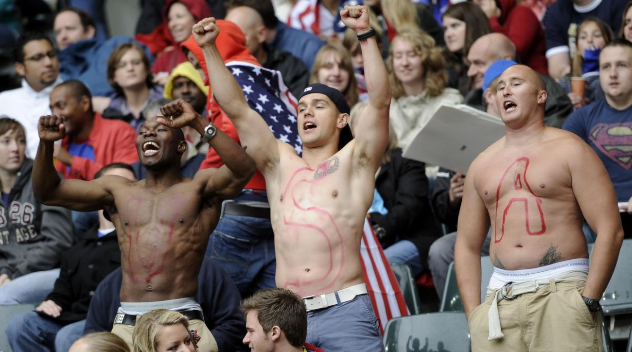 """Russian police to suppress """"half-naked"""" people at World Cup"""