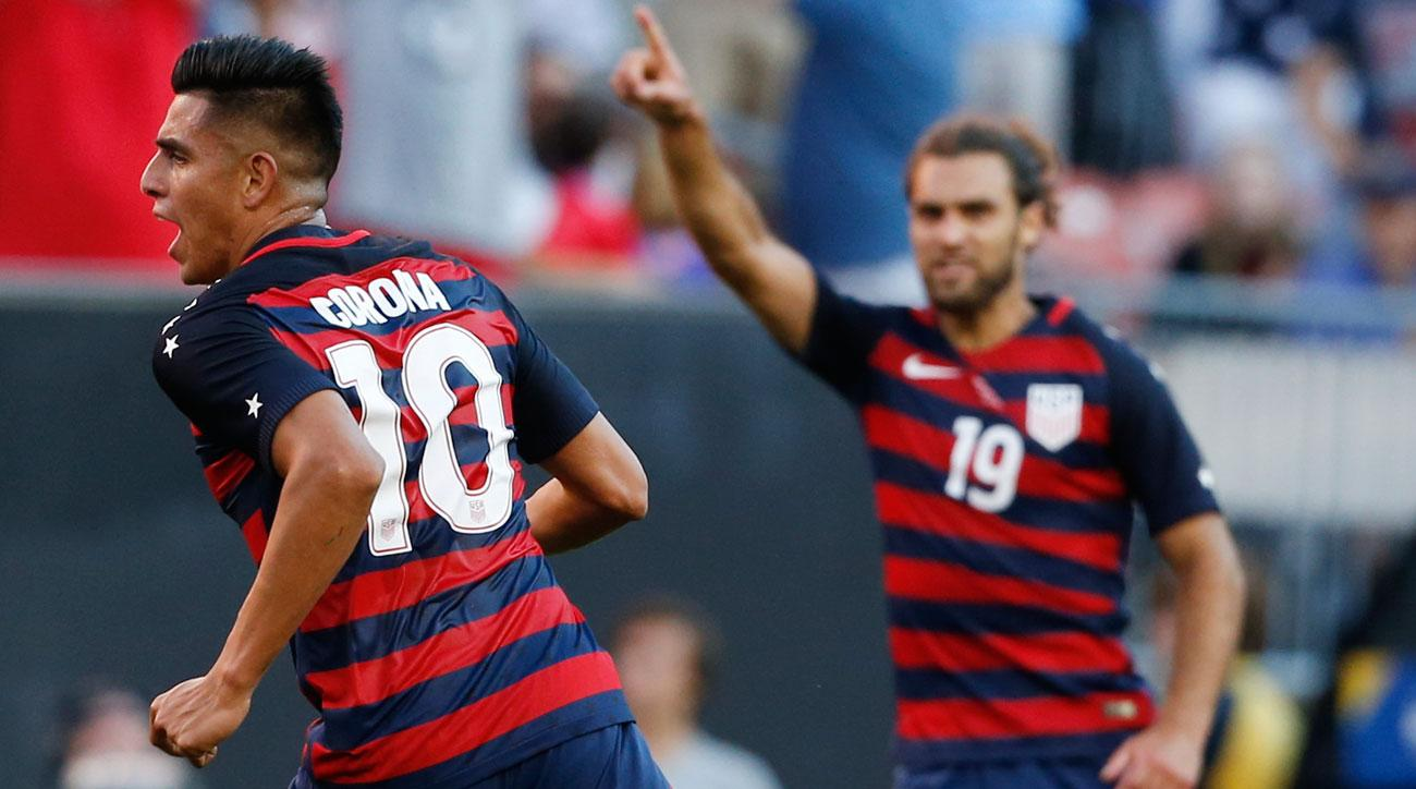 USA beats Nicaragua 3-0 to win its Gold Cup group