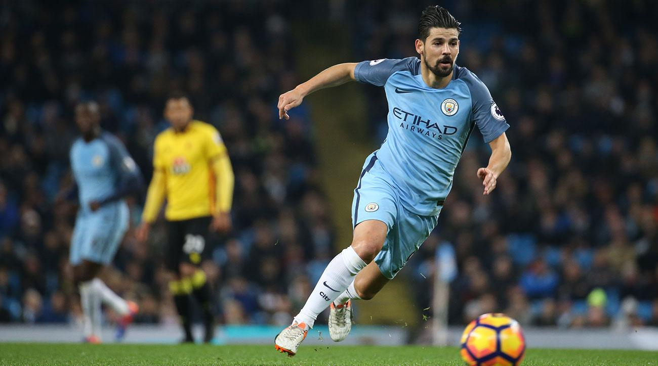 EPL Nolito leaves Man City to sign with Sevilla