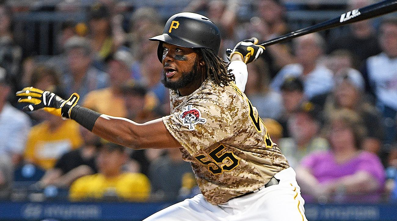 Pittsburgh Pirates Josh Bell
