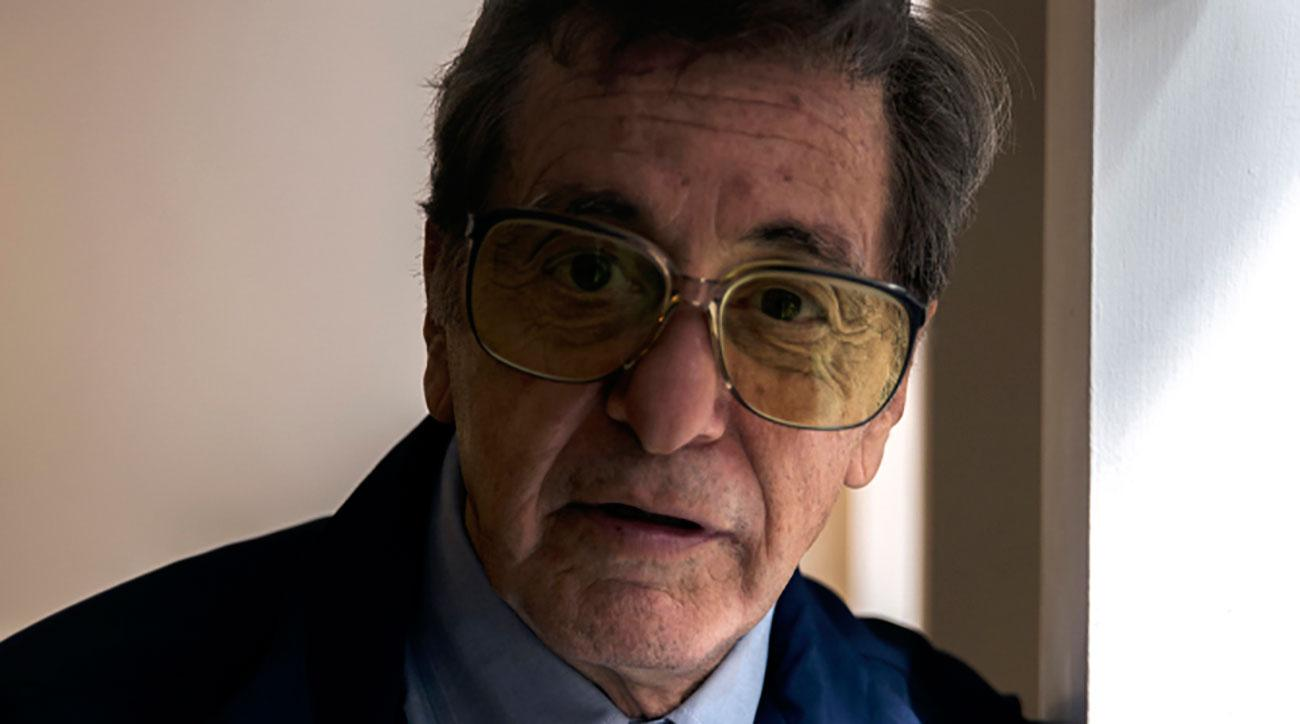 al pacino playing joe paterno in hbo movie photo released. Black Bedroom Furniture Sets. Home Design Ideas