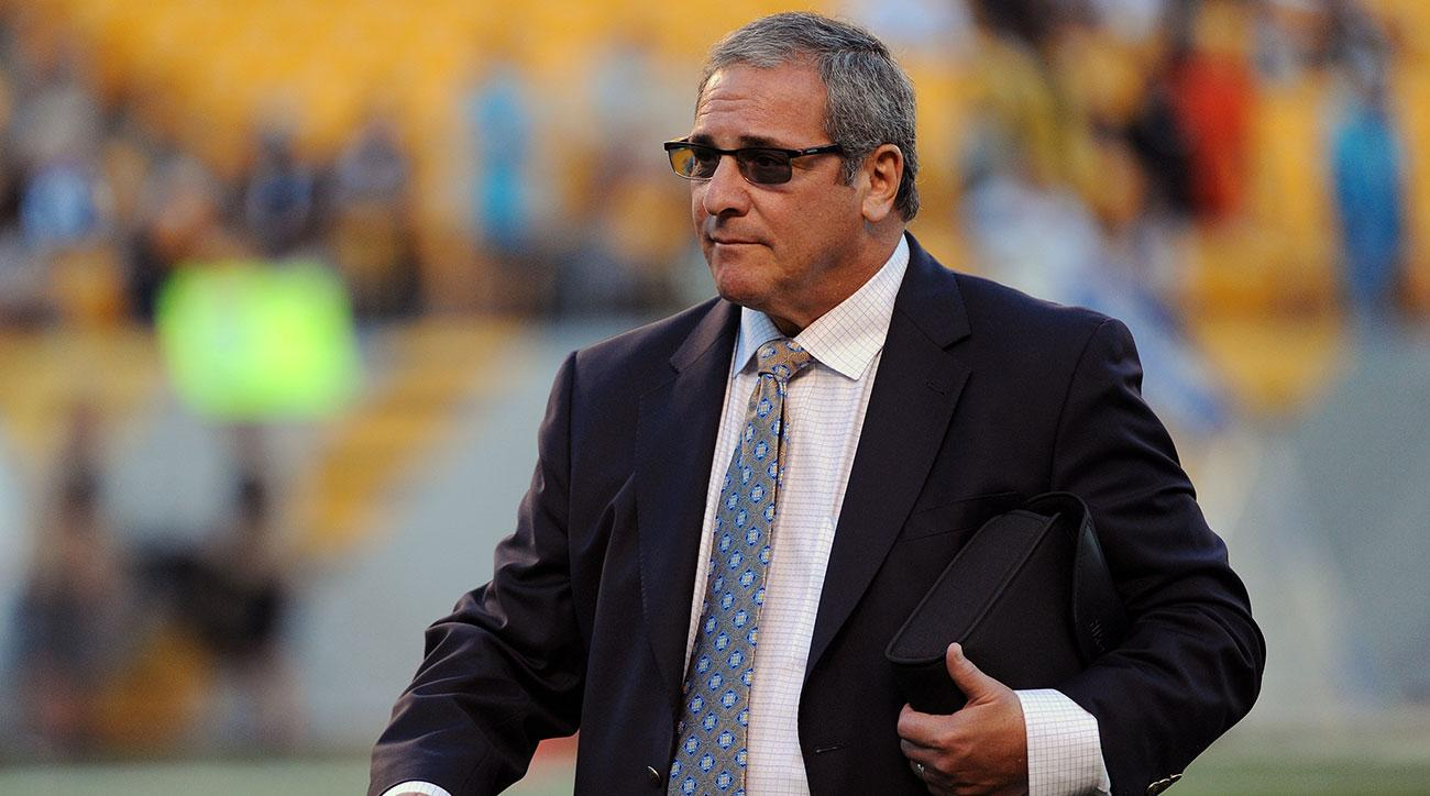 Steve Smith Trolls Ex-Panthers GM Gettleman