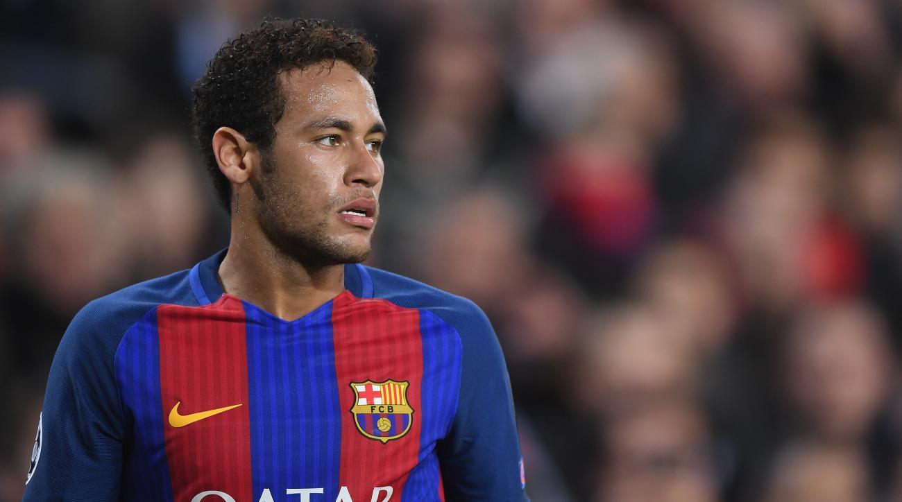 Neymar Psg Transfer