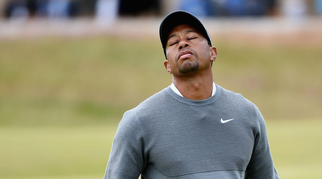 Tiger Woods current rank of 1,005th in the OWGR is the worst of his career.