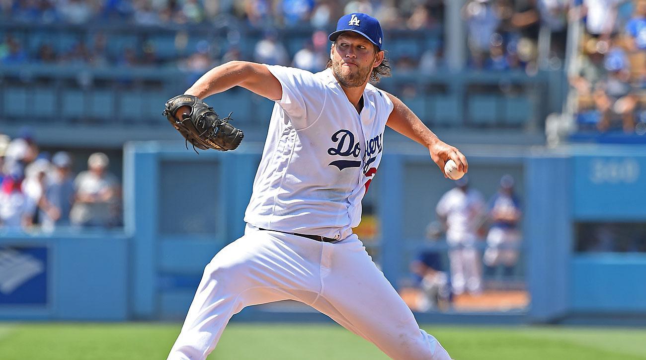 Clayton Kershaw, Los Angeles Dodgers