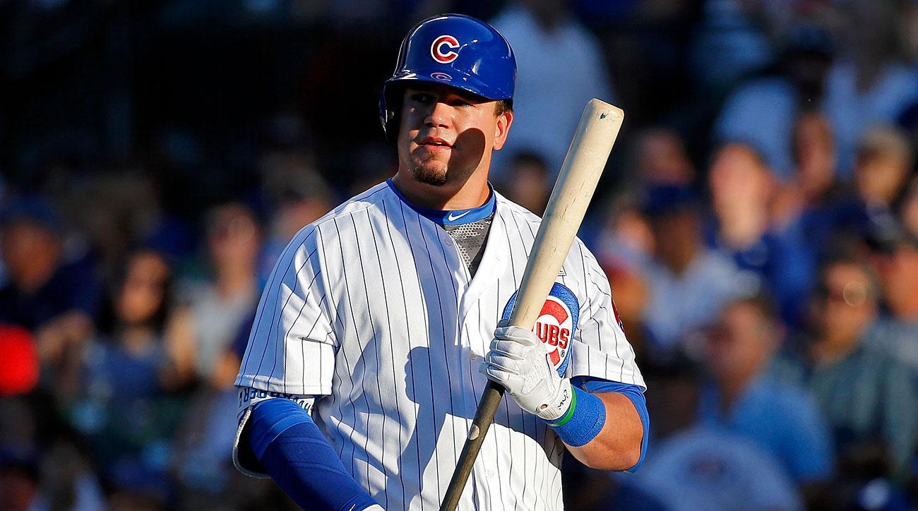 Kyle Schwarber, Chicago Cubs