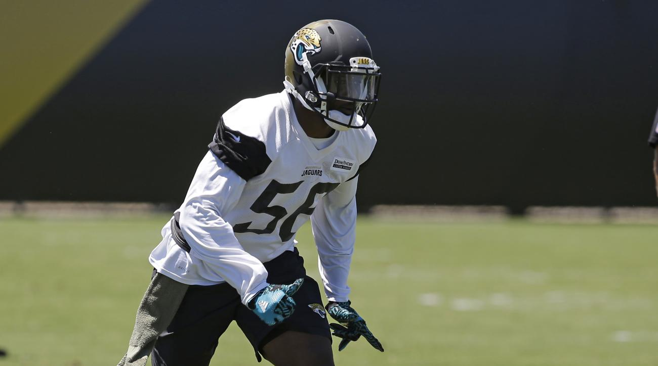 Jaguars DE Dante Fowler arrested in St. Petersburg