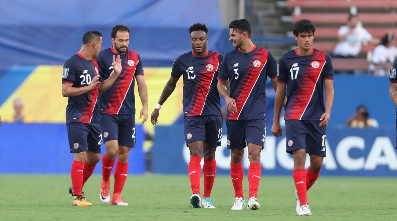 Costa Rica reach CONCACAF Gold Cup semis