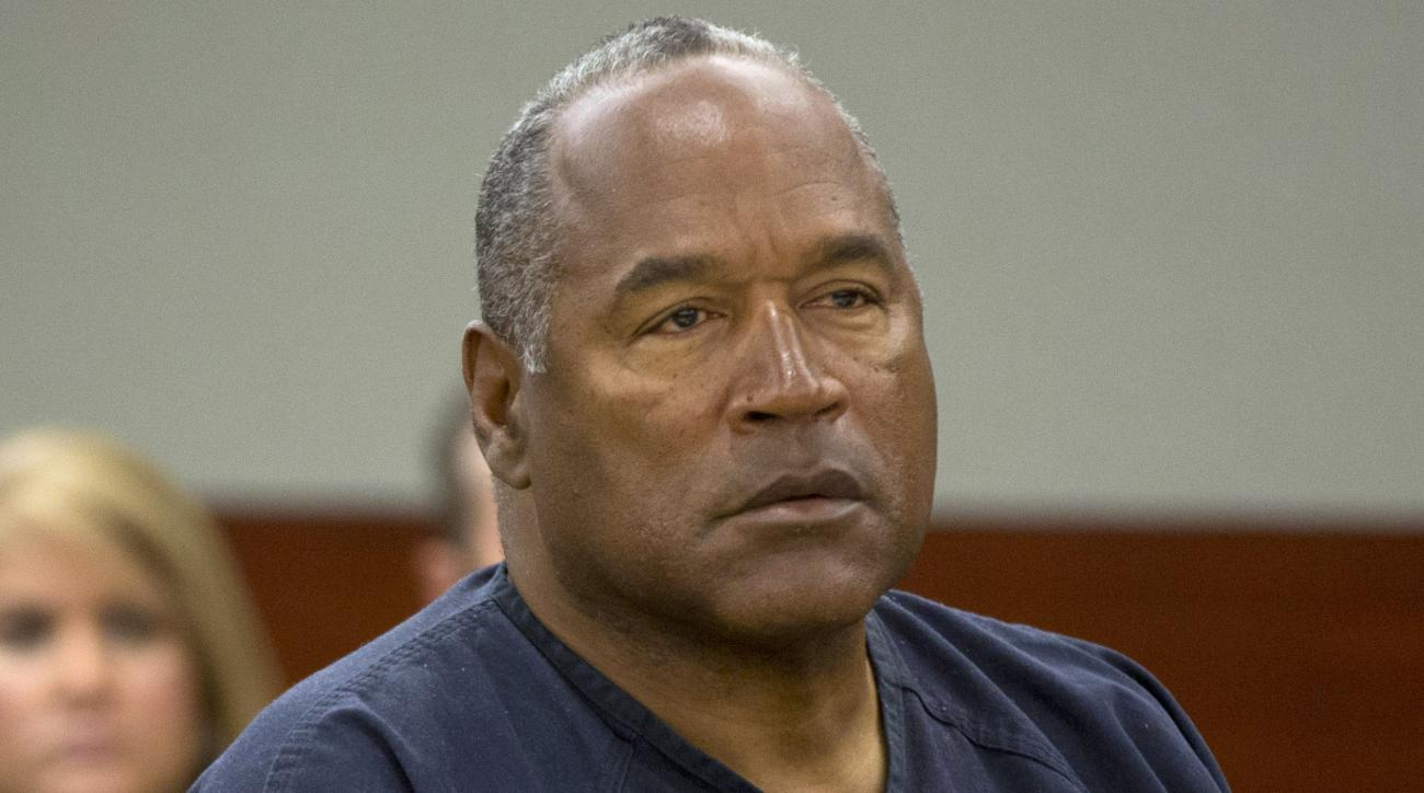 OJ Simpson robbery victim to testify in favor of Simpson's parole