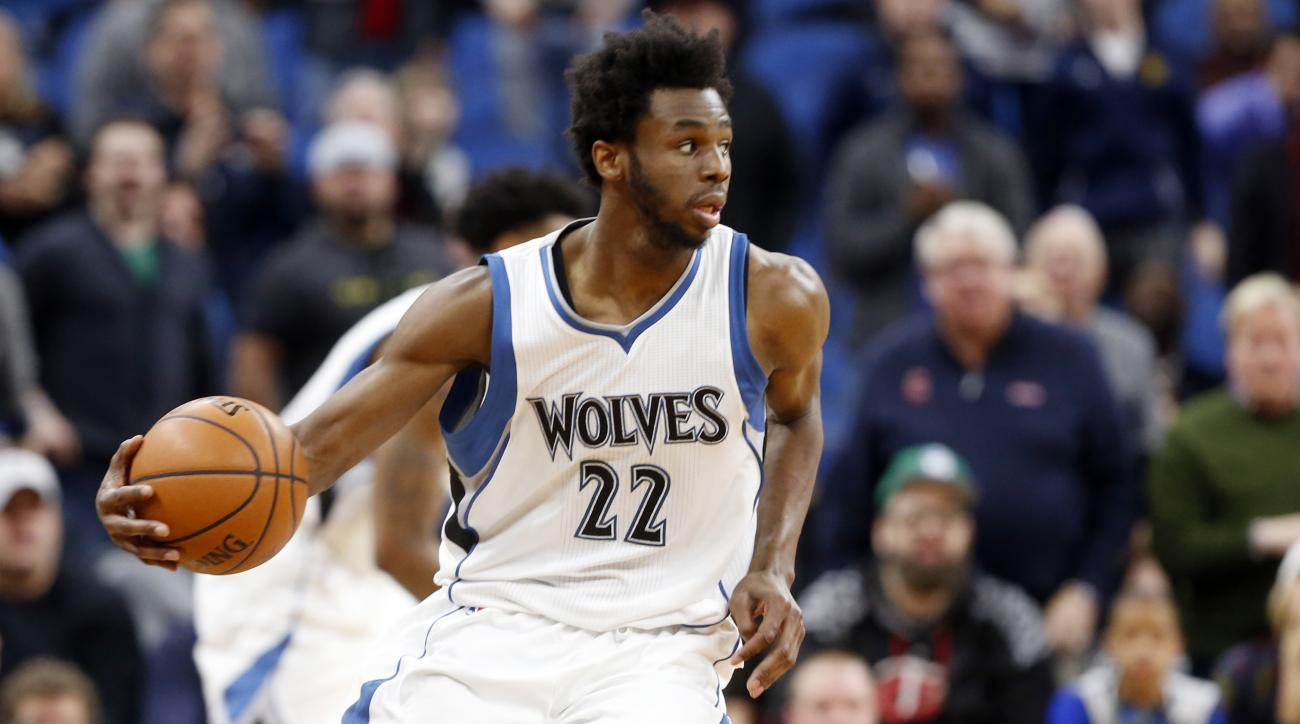 Timberwolves working to sign Andrew Wiggins to $148M extension