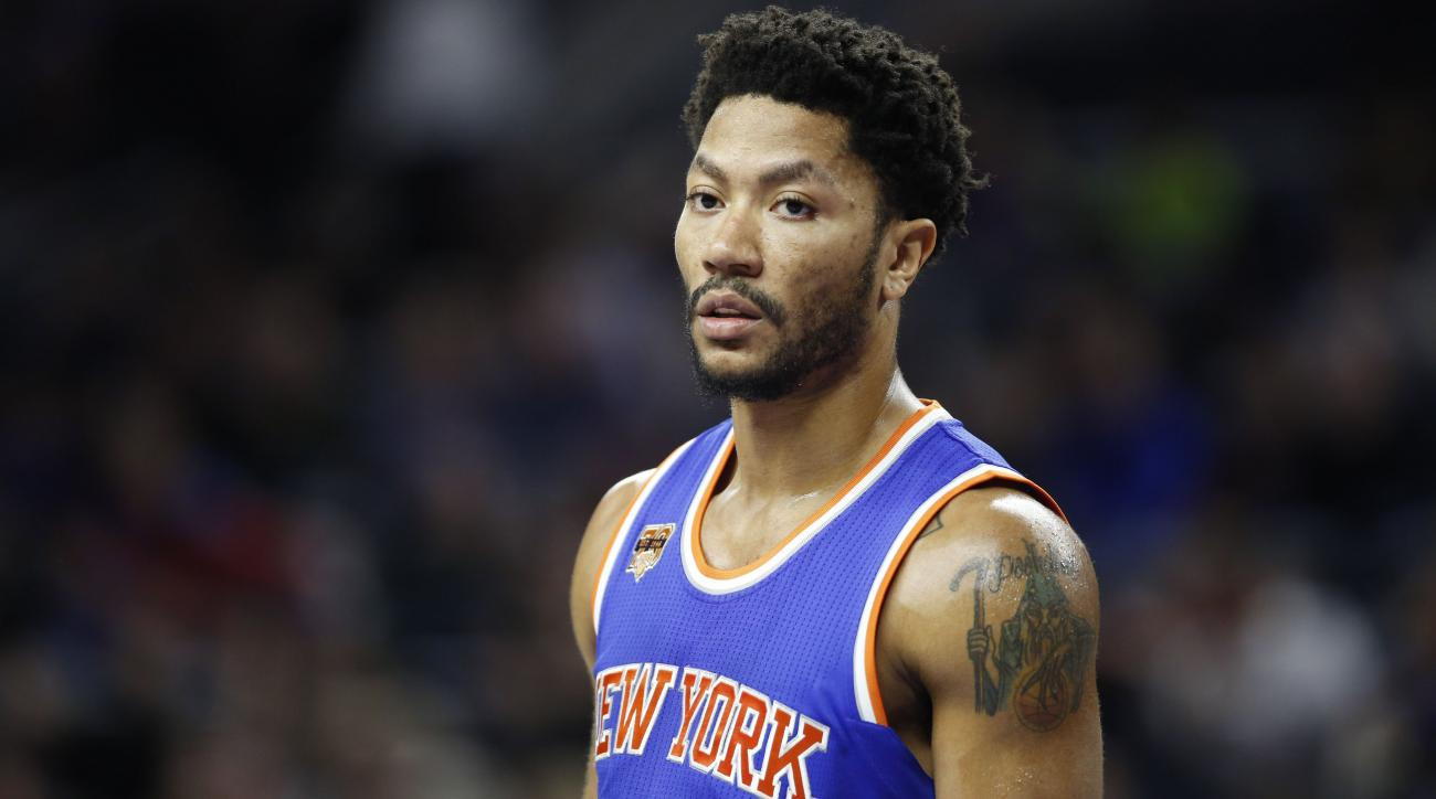 Free Agent Derrick Rose Meeting With Cavaliers