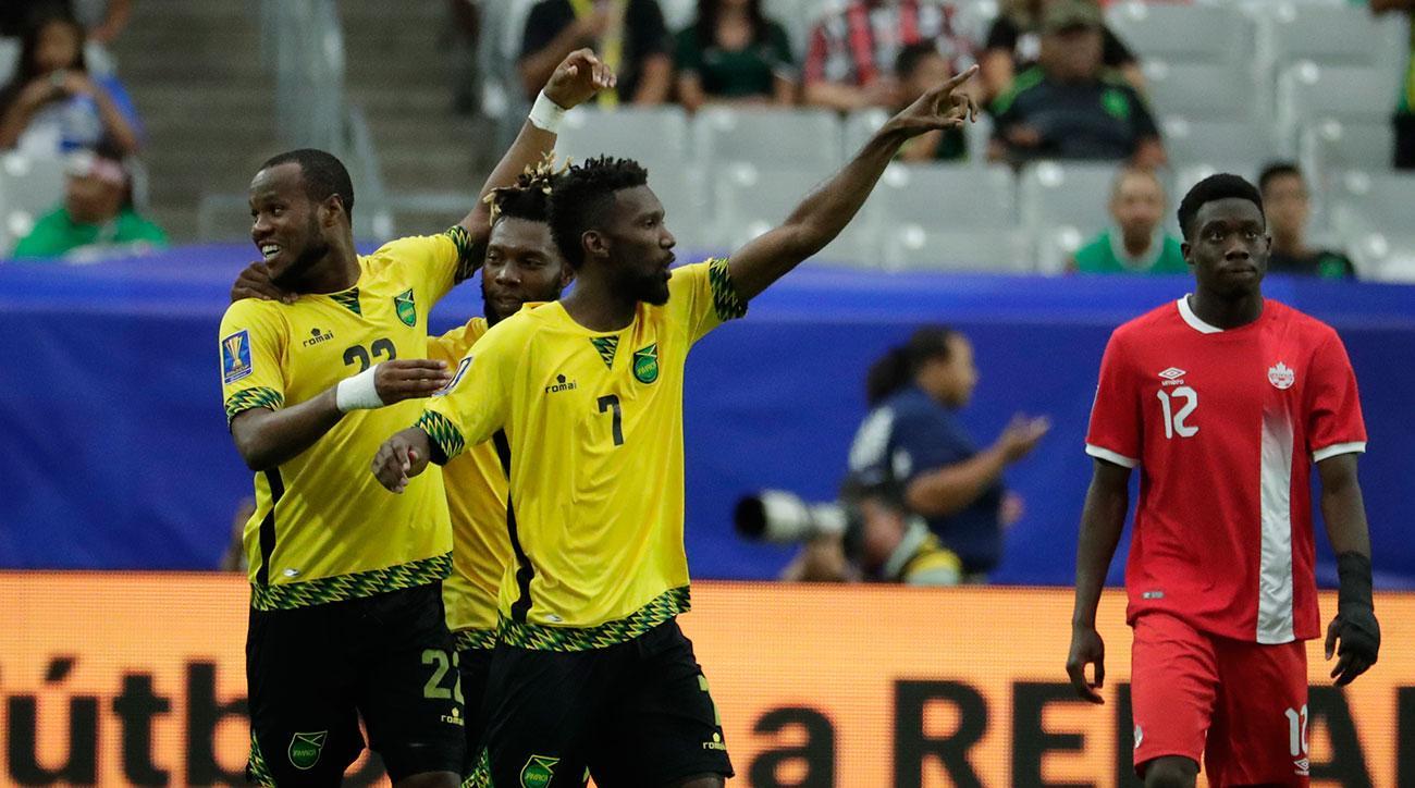 Mexico vs. Honduras, 2017 Gold Cup