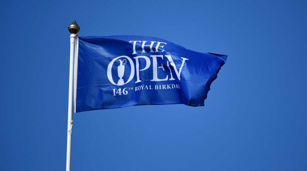 Follow round 2 of the 2017 Open Championship below.