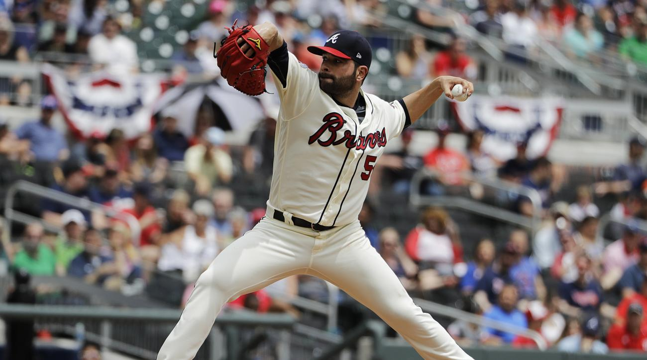 Twins in 'final stages' of acquiring veteran pitcher from Braves