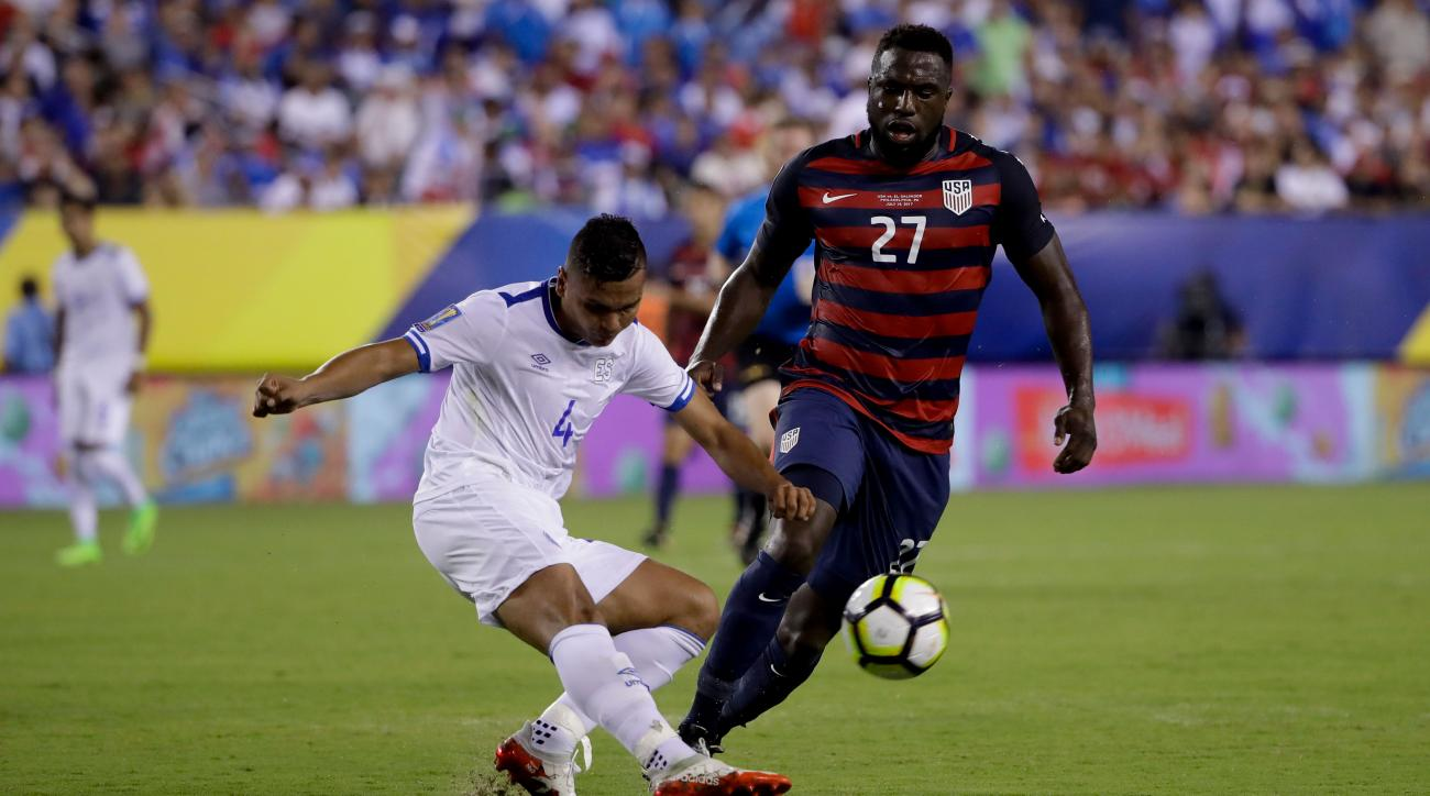 El Salvador players banned 6 and 3 games after biting United States players